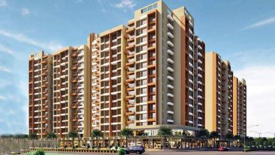 Gallery Cover Image of 630 Sq.ft 1 BHK Apartment for buy in Poonam Park View Phase I, Virar West for 3800000