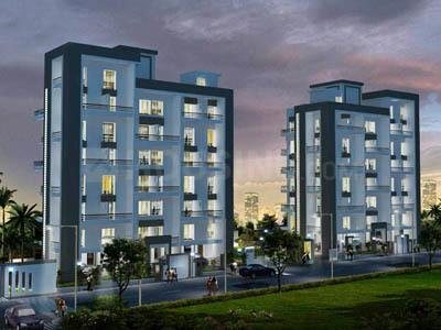 Gallery Cover Image of 1100 Sq.ft 2 BHK Apartment for buy in Fortune Mirador, Baner for 6800000