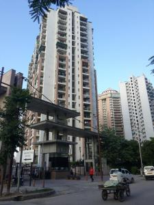 Gallery Cover Image of 1235 Sq.ft 2 BHK Apartment for rent in Eternia Apartment, Crossings Republik for 8000