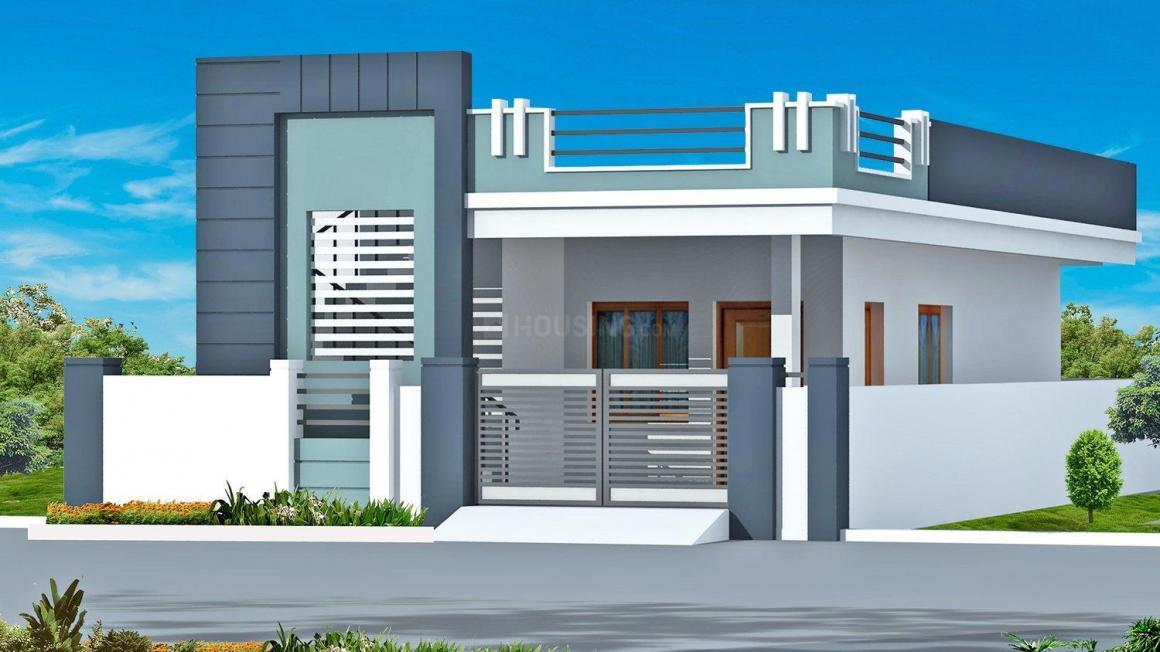 Front Elevation Designs Houses Hyderabad : Msr lakshmi niwas phase in hmt swarnapuri colony