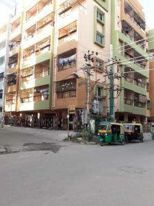Gallery Cover Image of 550 Sq.ft 1 BHK Apartment for rent in Sri Vari Paradise, Kaggadasapura for 13500