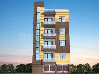 Gallery Cover Image of 13500 Sq.ft 3 BHK Independent House for buy in New Homes - 3, Jamia Nagar for 5000000