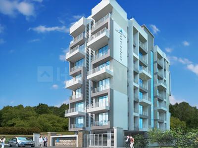 Gallery Cover Image of 650 Sq.ft 1 BHK Apartment for rent in Vaastu Vaastu Prathamesh, Ulwe for 7500
