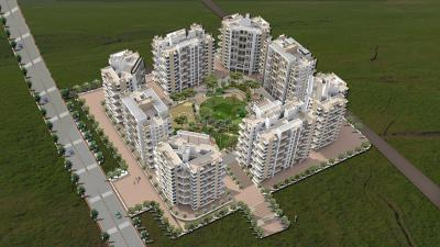 Gallery Cover Image of 1250 Sq.ft 3 BHK Apartment for buy in Eisha Pearl, Kondhwa for 8800000