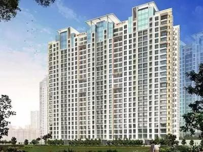 Gallery Cover Image of 1260 Sq.ft 3 BHK Apartment for buy in Raheja Serenity, Kandivali East for 23000000
