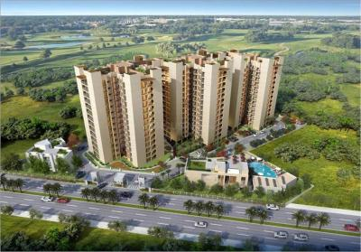 Gallery Cover Image of 1500 Sq.ft 1 BHK Apartment for buy in Sushma Grande Next, Gazipur for 6000000