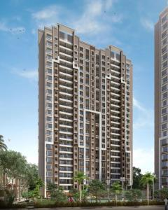 Gallery Cover Image of 478 Sq.ft 1 BHK Apartment for buy in Shripal Shanti, Virar West for 3742000