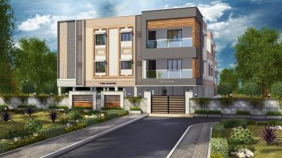 Gallery Cover Image of 816 Sq.ft 2 BHK Apartment for buy in Ashvath, Sembakkam for 6100000