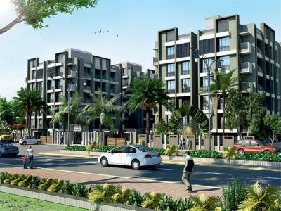 Gallery Cover Image of 1197 Sq.ft 2 BHK Apartment for buy in Stavan Ample, Gota for 4500000