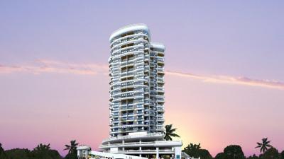 Gallery Cover Image of 1700 Sq.ft 3 BHK Apartment for rent in C Teja Signature, Belapur CBD for 45000