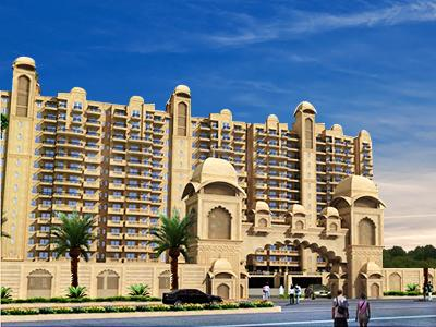 Gallery Cover Image of 1045 Sq.ft 2 BHK Apartment for buy in Ansal Royal Heritage, Sector 70 for 3500000