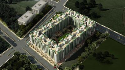 Gallery Cover Image of 650 Sq.ft 1 BHK Apartment for rent in Sumit Greendale NX, Virar West for 9000