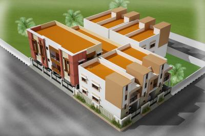 Gallery Cover Image of 754 Sq.ft 2 BHK Apartment for buy in Oliyas Banyan, Semmancheri for 4100000