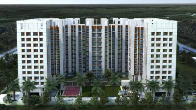 Gallery Cover Image of 1232 Sq.ft 3 BHK Apartment for buy in Kshitij, South Dum Dum for 7403392