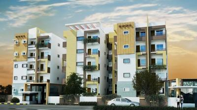 Gallery Cover Image of 1440 Sq.ft 3 BHK Apartment for rent in Avani Gardens, Nehru Nagar for 19000