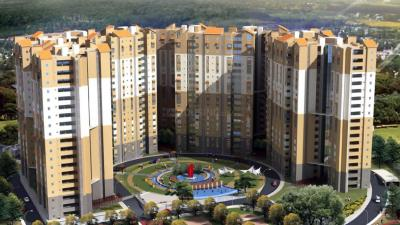 Gallery Cover Image of 1216 Sq.ft 3 BHK Apartment for rent in Evergreens, HSR Layout for 30000