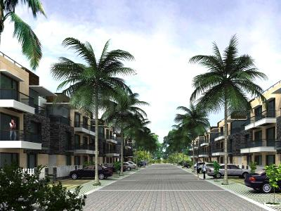 Gallery Cover Image of 1310 Sq.ft 2 BHK Apartment for buy in Landmark Avenue, Sushant Lok I for 11500000