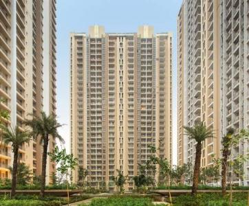 Gallery Cover Image of 2448 Sq.ft 4 BHK Apartment for rent in ABA Cleo Gold, Sector 121 for 49000
