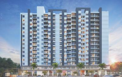 Gallery Cover Image of 860 Sq.ft 2 BHK Apartment for buy in Akshay Yash Gracia E Wing, Dhanori for 4800000