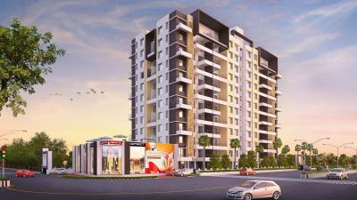 Gallery Cover Image of 1166 Sq.ft 2 BHK Apartment for buy in Mont Vert Vivant, Wakad for 6000000