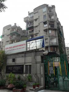 Gallery Cover Image of 1700 Sq.ft 3 BHK Apartment for rent in CGHS Airlines Apartments, Sector 23 Dwarka for 30000