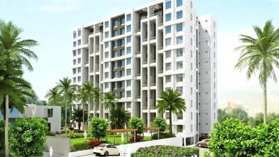 Gallery Cover Image of 578 Sq.ft 1 BHK Apartment for rent in Ajinkyatara Wing D, Ambegaon Budruk for 10000