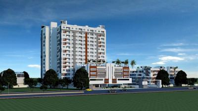 Gallery Cover Image of 1815 Sq.ft 3 BHK Apartment for rent in DRA Pristine Pavilion Phase I, Mahindra World City for 25000