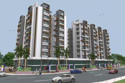 Gallery Cover Image of 2070 Sq.ft 3 BHK Apartment for buy in Altezza, Chandkheda for 7000000
