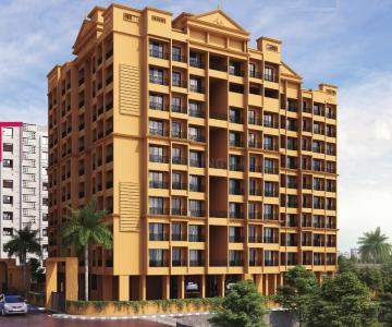 Gallery Cover Image of 650 Sq.ft 1 BHK Apartment for buy in AV Crystal Tower, Vasai East for 2700000
