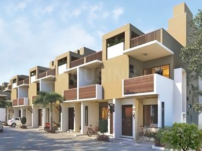 Gallery Cover Image of 2250 Sq.ft 5 BHK Independent House for rent in Teraiya Shantikunj, Naroda for 15000