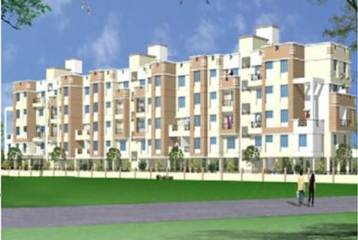 Gallery Cover Image of 615 Sq.ft 1 BHK Apartment for buy in Venus Garden, Kharadi for 4500000