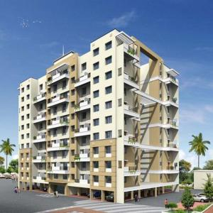Gallery Cover Image of 1000 Sq.ft 2 BHK Apartment for rent in Raojee Palladium Grand Phase II K, Dhanori for 19000