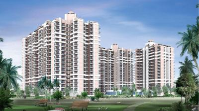 Gallery Cover Image of 1325 Sq.ft 3 BHK Apartment for buy in JM Aroma, Sector 75 for 7100000