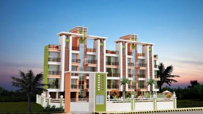 Gallery Cover Image of 1550 Sq.ft 3 BHK Apartment for rent in Neelkanth Green Field, Ajivali for 42000
