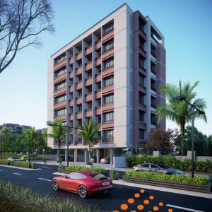 Gallery Cover Image of 1100 Sq.ft 2 BHK Apartment for buy in Krushnadham, Maninagar for 4700000