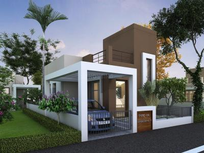 Gallery Cover Image of 1220 Sq.ft 2 BHK Villa for buy in Ambika City, Arrah Kalinagar for 3000000