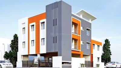 Gallery Cover Image of 1200 Sq.ft 3 BHK Independent Floor for rent in FK Moonish Apartment, South Dum Dum for 9000