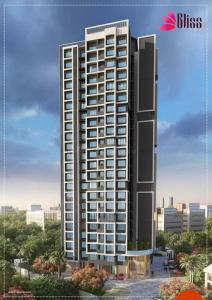 Gallery Cover Image of 660 Sq.ft 1 BHK Apartment for buy in Yogi Ajmera Bliss, Kalyan West for 4100000