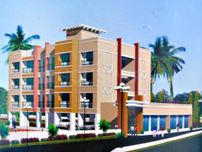 Gallery Cover Image of 560 Sq.ft 1 BHK Apartment for buy in Pushp Vinayak Complex, Adaigaon for 2700000