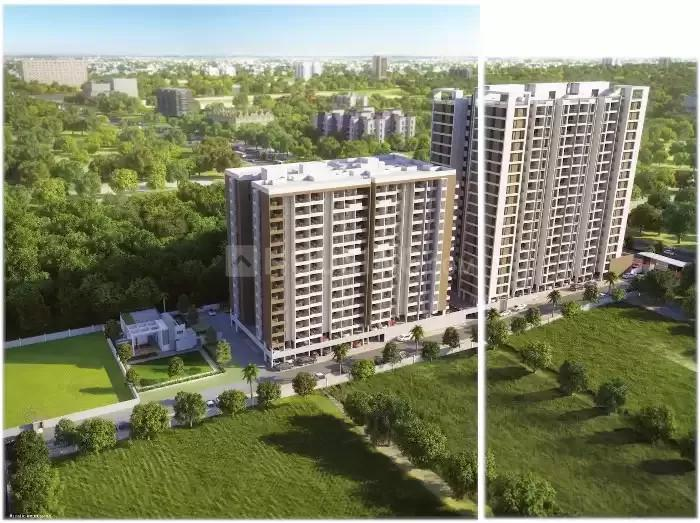 Gallery Cover Pic of Mantra Park View Phase 2
