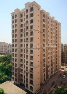 Gallery Cover Image of 675 Sq.ft 1 BHK Apartment for rent in Sagar Caribbean, Andheri West for 35000
