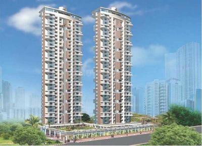 Gallery Cover Image of 1650 Sq.ft 3 BHK Apartment for buy in Gajra Bhoomi Paradise, Sanpada for 25500000