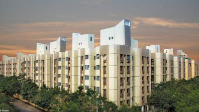 Gallery Cover Image of 990 Sq.ft 2 BHK Apartment for buy in Bakeri Smarana Apartments, Vejalpur for 3500000