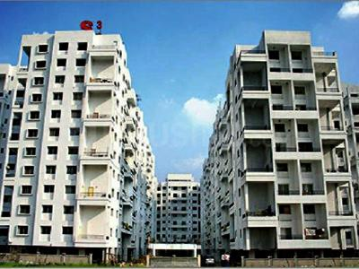 Gallery Cover Image of 1050 Sq.ft 2 BHK Apartment for buy in Kohinoor Kohinoor S3 Lifestyle, Pimple Saudagar for 6800000