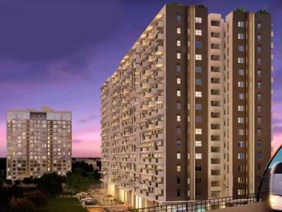 Gallery Cover Image of 1817 Sq.ft 3 BHK Apartment for buy in Godrej Air Nxt, Hoodi for 13500000