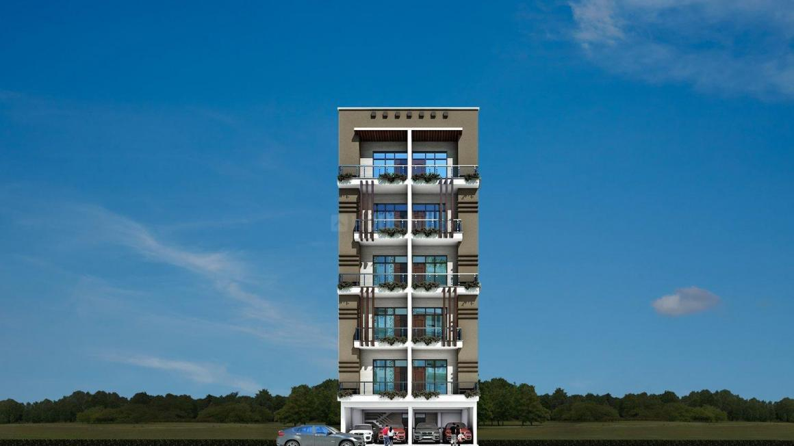 Gallery Cover Pic of Urbo Navyuga Apartment