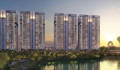 Gallery Cover Pic of Lodha Palava Serenity D