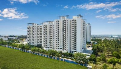 Gallery Cover Image of 1268 Sq.ft 3 BHK Apartment for buy in Tata Value Homes New Haven Bengaluru, Nelamangala for 7100000