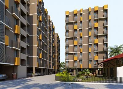 Gallery Cover Image of 1450 Sq.ft 3 BHK Apartment for buy in Shreeji Devkrupa Greens, Vinzol for 4500000