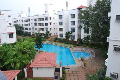 Gallery Cover Image of 2000 Sq.ft 3 BHK Apartment for rent in Lancor The Atrium, Thiruvanmiyur for 55000